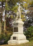 12th Pennsylvania Cavalry Monument