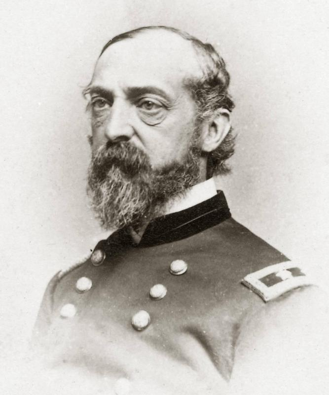 a review of the accomplishments of general george mead George meade (1815-1872) was a us army general and civil engineer who   coast, and also helped conduct the first geodetic survey of the great lakes.