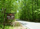 Owens Creek Picnic Area Sign