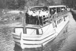 Packet (Passenger) Boat operating on the C&O Canal