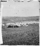 The 31st Penn in camp near Fort Slocum.