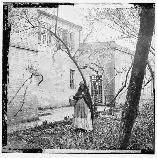 The slave pen complex in Alexandria was co-owned by a number of merchants until 1861. When the Union Army came across the potomac and into Alexandria the slave trading complex and was surrendered to the Union Army.