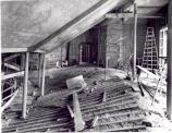 Balcony Level of Ford's Theatre during the 1960s restoration.