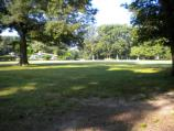 The field is located next to the picnic area. It is open to all the
