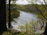View of the Shenandoah River