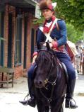Anniversary event featured Meriwether Lewis returning to Harpers Ferry for final inspection of supplies purchased.