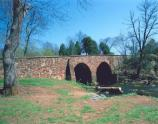 A modern view of the Stone Bridge.