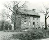 The Stone House as it appeared around 1940.