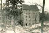 Chapman's Mill, circa 1937, located at Thoroughfare Gap, ten miles west of Manassas Battlefield. The ground surrounding the mill building saw heavy combat during the Second Manassas Campaign.