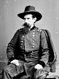 Union Major General Lew Wallace, commander of Federal forces at the Battle of Monocacy.
