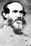Confederate Lieutenant General Jubal Early, commander of Confederate forces at the Battle of Monocacy