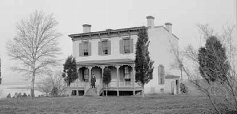 Oxon Hill Farmhouse