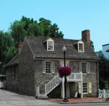 The Old Stone House, one of the oldest known structures remaining in the nation's capital, is a simple 18th century dwelling built and inhabited by common people. It was built before the American Revolutionary War.