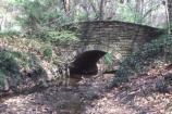 Stone Bridge in Dumbarton Oaks Park