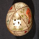 New Hampshire egg designed by Phyllis Keune Cady