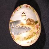 New Jersey egg designed by Arlene Newman