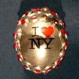 New York egg designed by Jill Fagan