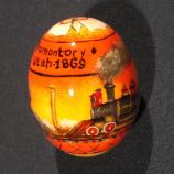 Utah egg designed by Joyce Marble