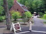Park fees were used to finance the rehabilitation of the Nature Center grounds and installation of an outdoor kiosk with maps and exhibits.