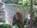 All bridges on the carriage road system were repointed, which helps preserve these historic features for the future.