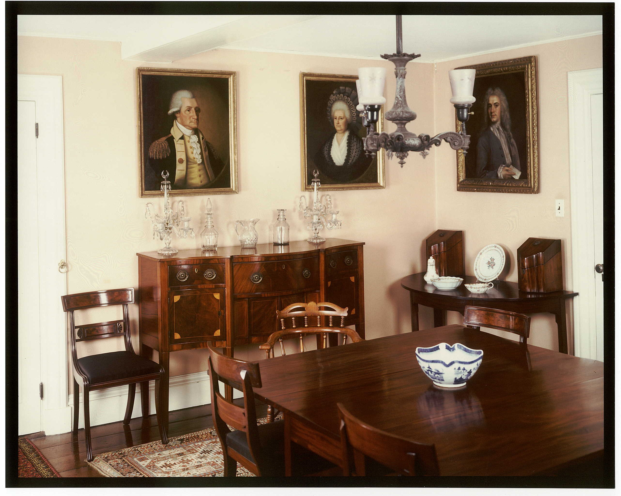 The Old House Interior Images
