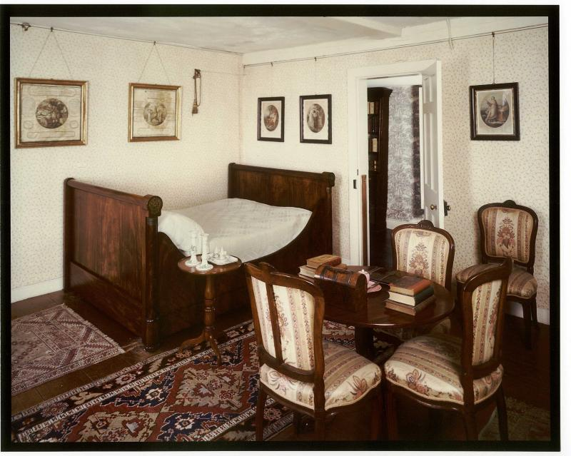 Pictures of old home interiors