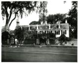 Photograph of the Old House taken in the 1960s.