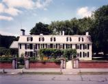 Standard photograph of the Old House, 1990s.