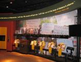 This exhibit details the re-discovery of the African Burial Ground and the process by which it became a National Park Service unit.