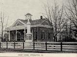 Postcard of Courthouse
