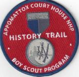 A Boy Scout Program Patch