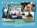 Highlights of Volunteers at Clean Water Festival