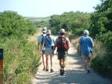 Ranger-guided hike at High Head in Truro