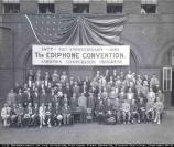 Forty-second anniversary of voice writing. Ediphone convention of 1919. 10.112/16