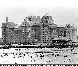 Traymore Hotel, Atlantic City, New Jersey, built with Edison Portland Cement. 08.110/3