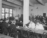 Edison restaurant on top floor of Edison Storage Battery Building, August, 1919.