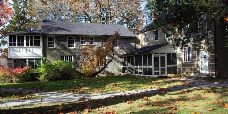 Eleanor Roosevelt Home