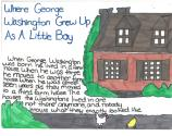 3rd Prize - Life of Washington - Sixth grade