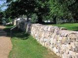 Sunken Road/Stone Wall