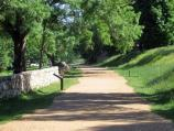 Sunken Road at Fredericksburg