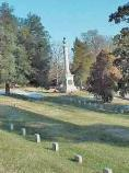 Photo of 5th Corps Monument in Fredericksburg National Cemetery