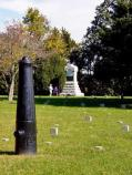 127th Pennsylvania Monument in the Fredericksburg National Cemetery