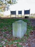 Stonewall Jackson Command Post Monument at Prospect Hill on the Fredericksburg Battlefield