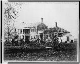 Chatham was used as a Union headquarters, hospital, and communication center during the Battle of Fredericksburg. The home still stands today.