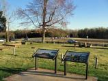 Site of Chancellor House at Chancellorsville