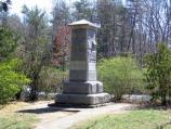 Jackson Monument at Chancellorsville