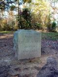 Lee-Jackson Bivouac Monument at Chancellorsville