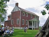 Audience for special Memorial Day weekend lectures at Ellwood