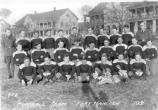 Fort Hancock Football Team. 1931