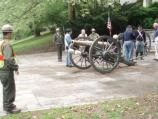 Civil War Cannon Crew